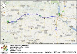 Trasa-EURO-2012-odcinek-B