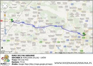Trasa-EURO-2012-odcinek-A