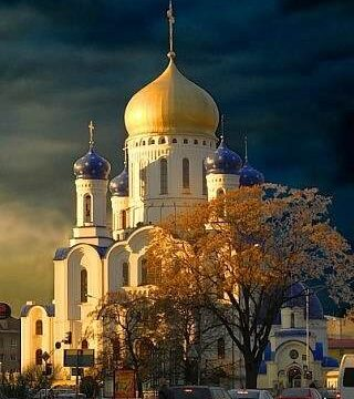 16. Uzgorod cerkiew Kyral i Mefodia