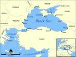 Black Sea Black Sea map map