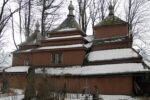 TURKA Drewniane cerkwie B