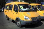 Transport Autobus GAZEL